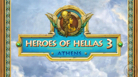 Heroes of Hellas 3: Athens