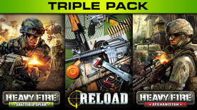 Heavy Fire and Reload Triple Pack