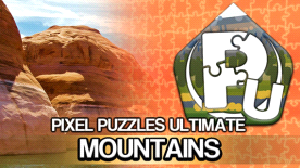 Pixel Puzzles Ultimate - Puzzle Pack: Mountains
