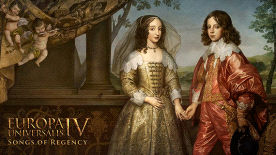 Europa Universalis IV: Song of Regency