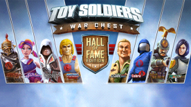 TOY SOLDIERS : WAR CHEST - HALL OF FAME EDITION