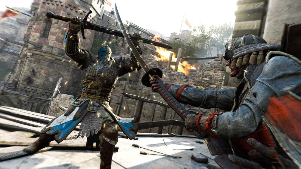 For Honor Combat