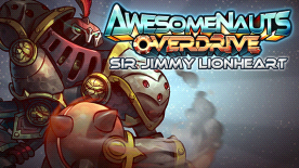 Awesomenauts - Sir Jimmy Lionheart Skin