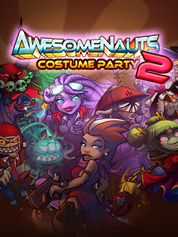 Awesomenauts - Costume Party 2