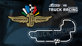 FIA European Truck Racing Championship - Indianapolis Motor Speedway Track