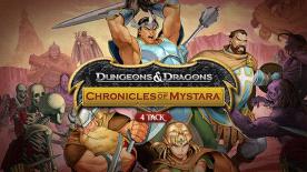 Dungeons & Dragons: Chronicles of Mystara 4 Pack