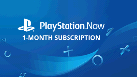 PlayStation Now: 1 Month Subscription