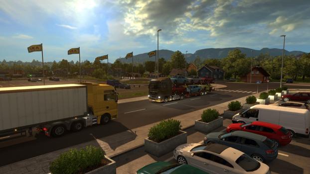 euro truck simulator 2 scandinavia download utorrent