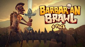 Barbarian Brawl - 4 Pack