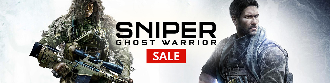 Sniper Ghost Warrior Deals