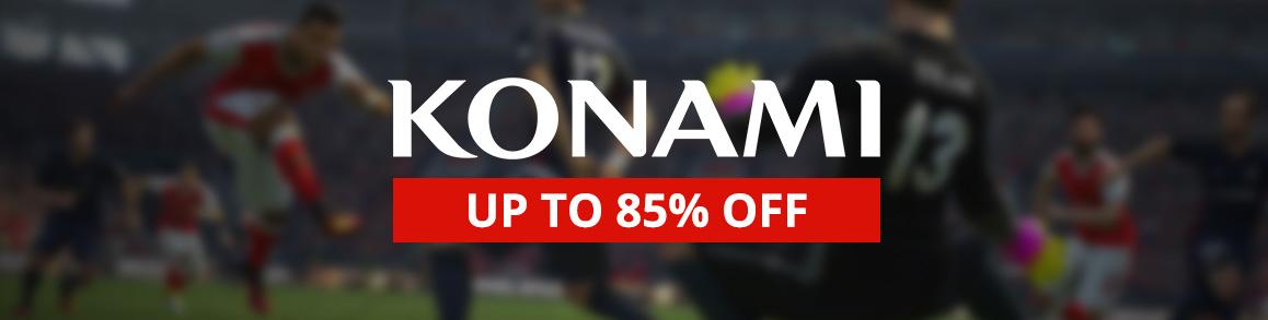 Konami Sale