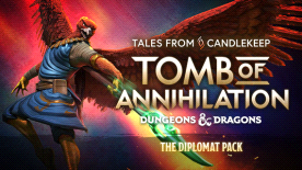 Tales from Candlekeep - Asharra's Diplomat Pack