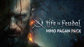 Life is Feudal: MMO Pagan pack