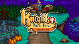 Knights of Pen & Paper: Haunted Fall DLC