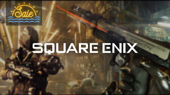 Summer Sale - Square Enix