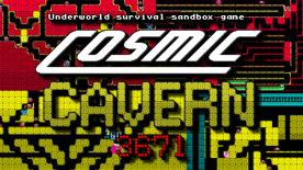 Cosmic Cavern 3671  宇宙最大の地底最大の作戦