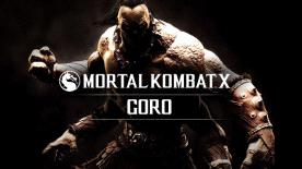 Mortal Kombat X: Goro