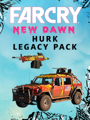 http://www.greenmangaming.com - Far Cry New Dawn – Hurk Legacy Pack 4.99 USD