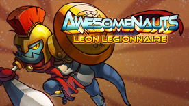Awesomenauts - Leon Legionnaire