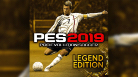 PRO EVOLUTION SOCCER 2019 - Legend Edition