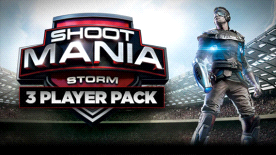 Shootmania Storm 3-Player Pack