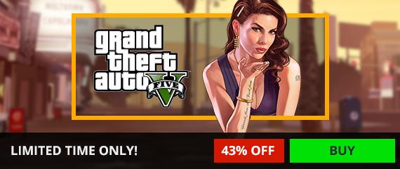 GTA V deals