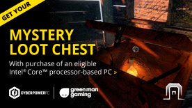CyberPowerPC Back to School Mystery Loot Chest