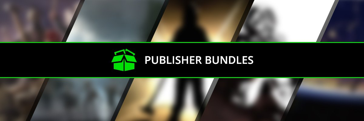 Publisher Bundles