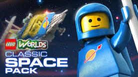LEGO® Worlds: Classic Space Pack