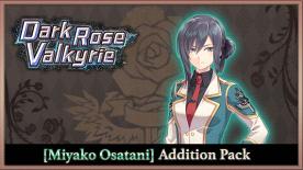 Dark Rose Valkyrie - Special Enlistment Miyako Osatani Addition Pack