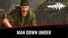 Rising Storm 2: Vietnam - Man Down Under DLC
