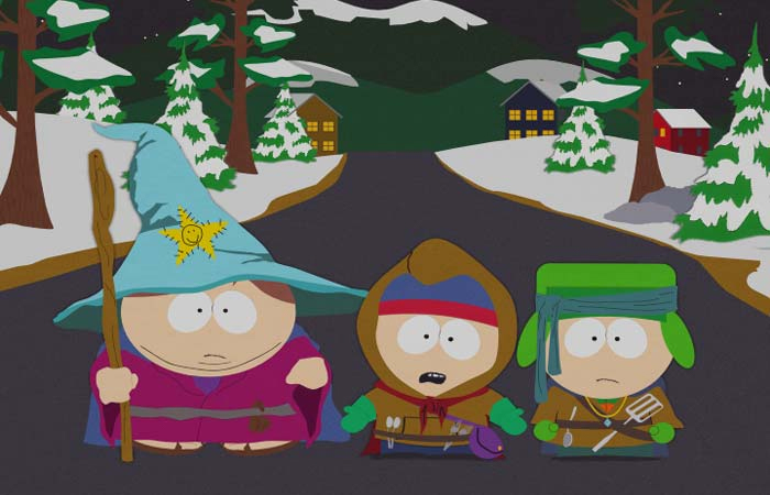 South Park - Titties and Dragons