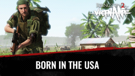 Rising Storm 2: Vietnam - Born in the USA DLC