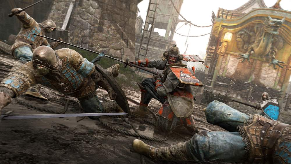 For Honor - Kensei in combat