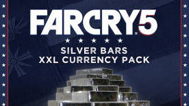 Far Cry 5 Silver Bars - XXL Pack