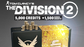 Tom Clancy's The Division 2 – 6500 Premium Credits Pack