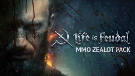 Life is Feudal: MMO Zealot pack