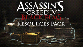 Assassin's Creed IV Black Flag Resources Pack