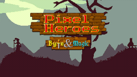 Pixel Heroes - Byte and Magic
