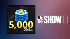 MLB THE SHOW 19 STUBS (5000)
