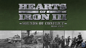 Hearts of Iron III - Sounds of Conflict