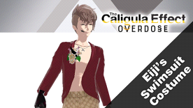 The Caligula Effect: Overdose - Eiji's Swimsuit Costume
