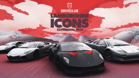 DRIVECLUB - Lamborghini Icons Expansion Pack