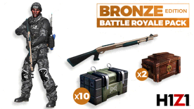 H1Z1: Bronze Battle Royale Pack