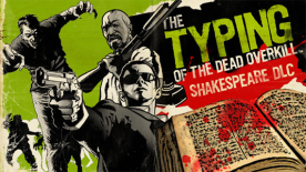 Typing of the Dead Overkill Shakespeare DLC
