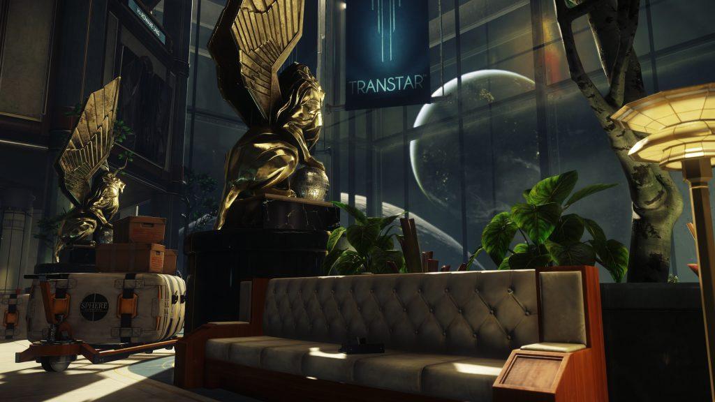 Prey - Talos 1 Lobby