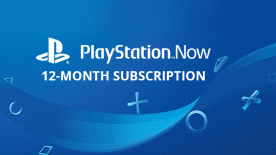 PlayStation NOW 12-Month Subscription