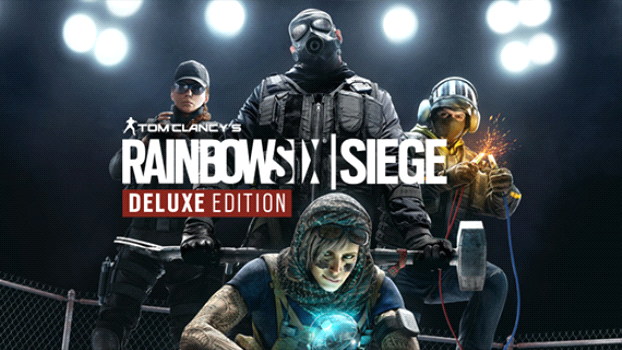 Tom Clancy's Rainbow Six Siege Deluxe Edition Year 4 | PC - Uplay