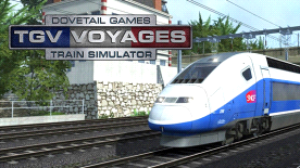 TGV Voyages Train Simulator