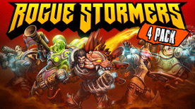 Rogue Stormers 4 Pack